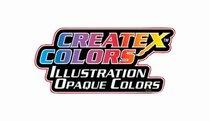 Createx Illustration opaque colors