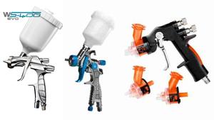 Sprayguns