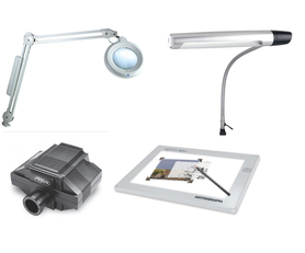 Lamps / Projector / Lightbox