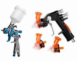 Spray guns miscellaneous