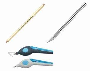Cutting / Eraser materials