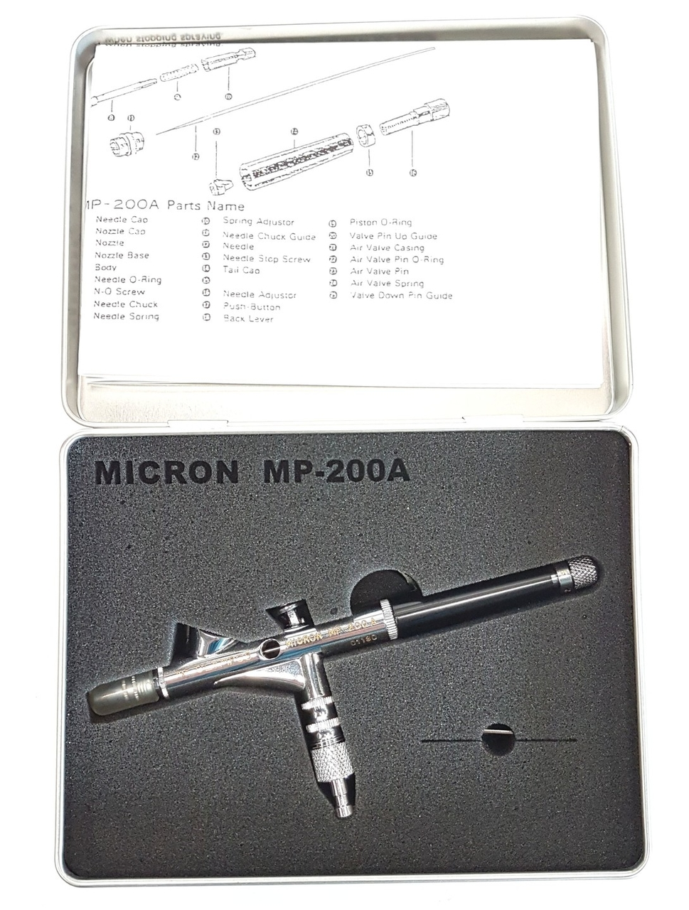 OLYMPOS MP-200A