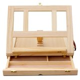 Table Easel with drawer_