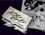 Artool Pocket GraFX Airbrush Template Set by Scott MacKay_