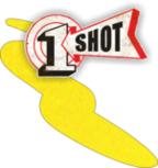 One shot Pearlescent Primrose Yellow