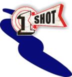 One shot Pearlescent Reflex Blue