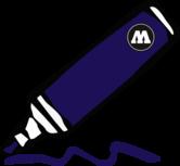 violet dark 4mm