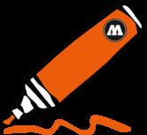 DARE orange 4mm