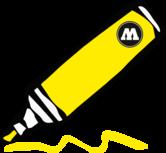 zinc yellow 4mm