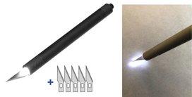 LED Precision knife