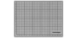 Transotype cutting mat transparent 30x22