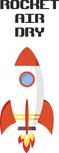 Rocket Air Dry 2:1 1,5L set