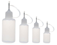 bottle with needle dropper