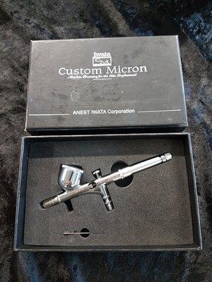 Iwata Micron CM-C 0,23 V1 (black box)