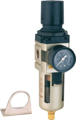Regulator moister and manometer 1/8