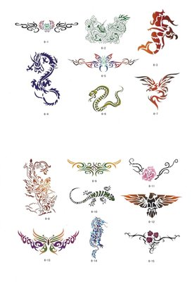 Tattoo Stencil Books Airbrush And Pinstripe Store Lion Art