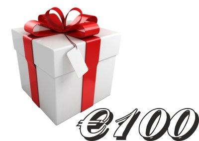 Giftcard €100,-