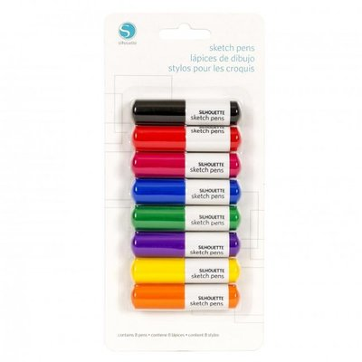 SILHOUETTE SKETCH PEN BASICS PACK