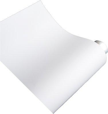 vinyl gloss white 30cm