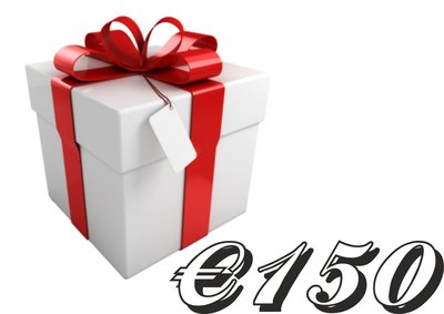 Giftcard €150,-