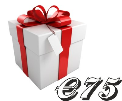 Giftcard €75,-