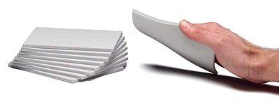 Foam sanding pads