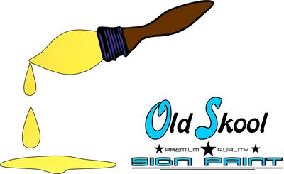 Old Skool Lemon Yellow