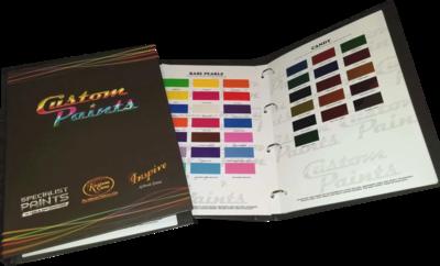 Specialist Paints colorbook