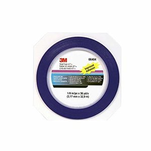 3M 471+ Fine line tape blue 9mm