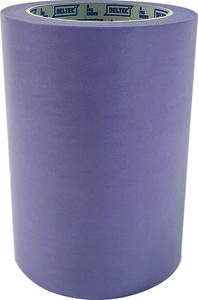 Deltec Maskeertape Purple 150mm x 50m