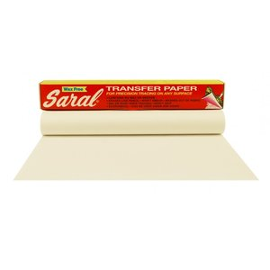 Saral Paper white