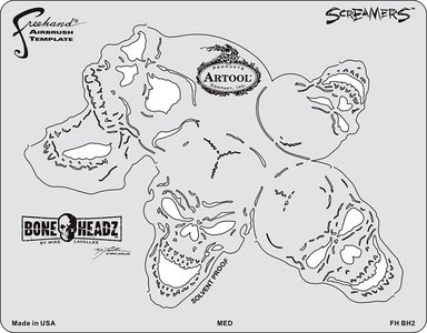 Artool Bone-Headz Screamers