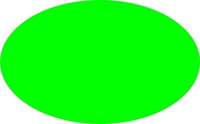 8568 Golden FLUORESCENT GREEN 119ml