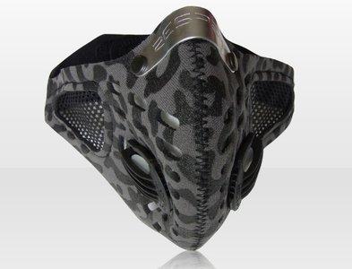 Respro Sportsta Camo Grey/Black L