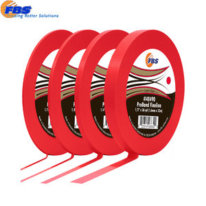 "FBS ""La Rouge"" extra soft ProBand Fineline Tape 6,4mm"