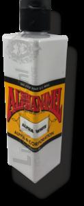 ALPHANAMEL ALPHA WHITE 118ml 4oz